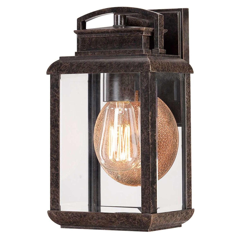 Lampy zewnętrzne retro