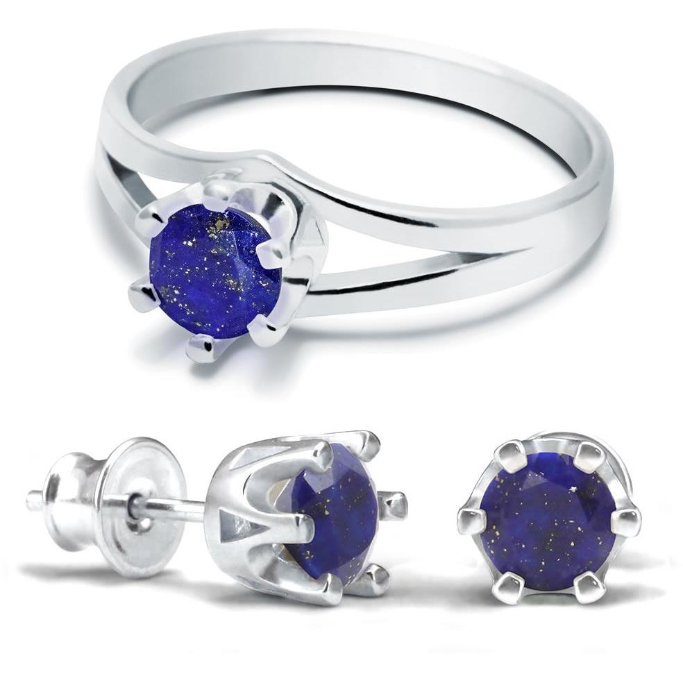 Lapis lazuli biżuteria
