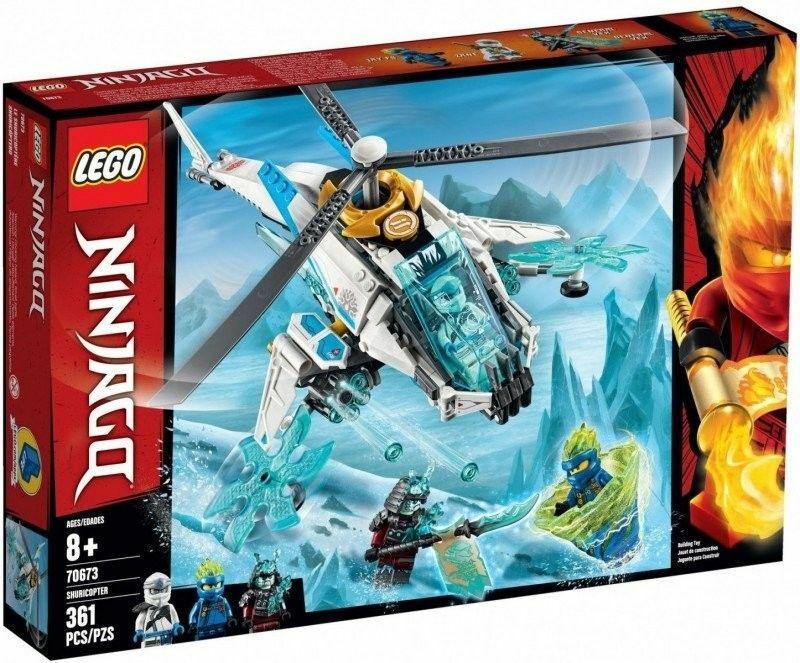 Lego 70673