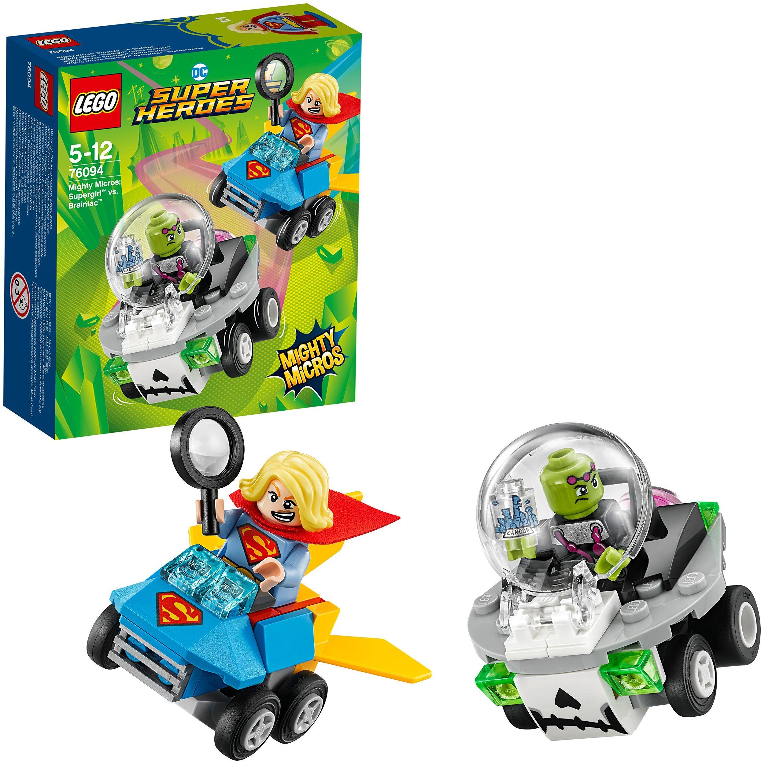 Lego dla chłopców