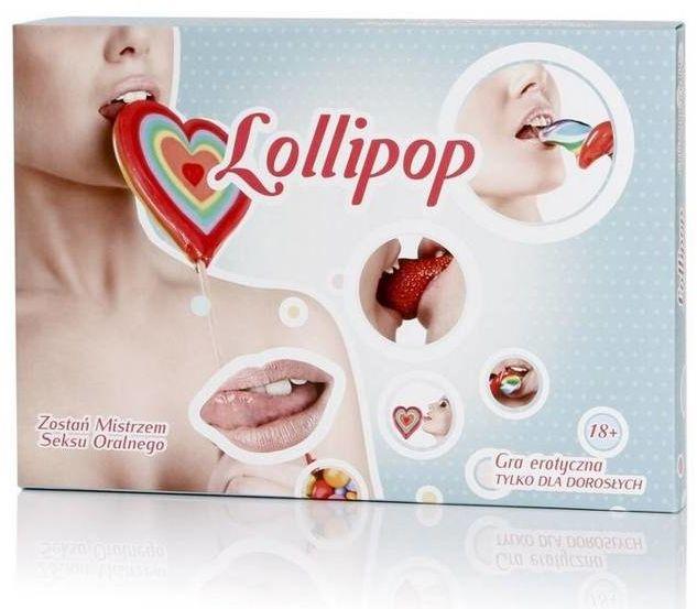 Lollipop zabawki