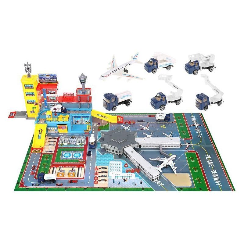 Lotnisko zabawka