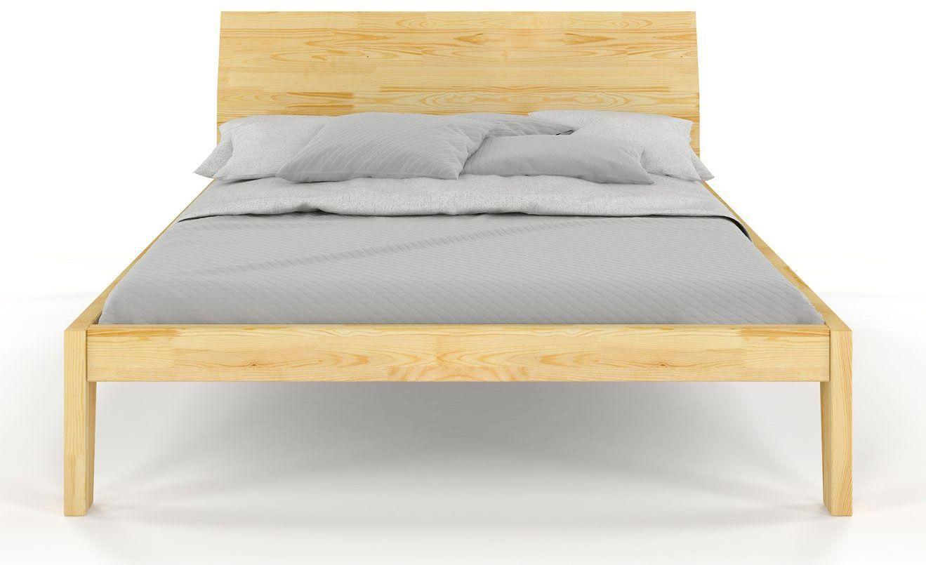 Łóżko eklektyczne