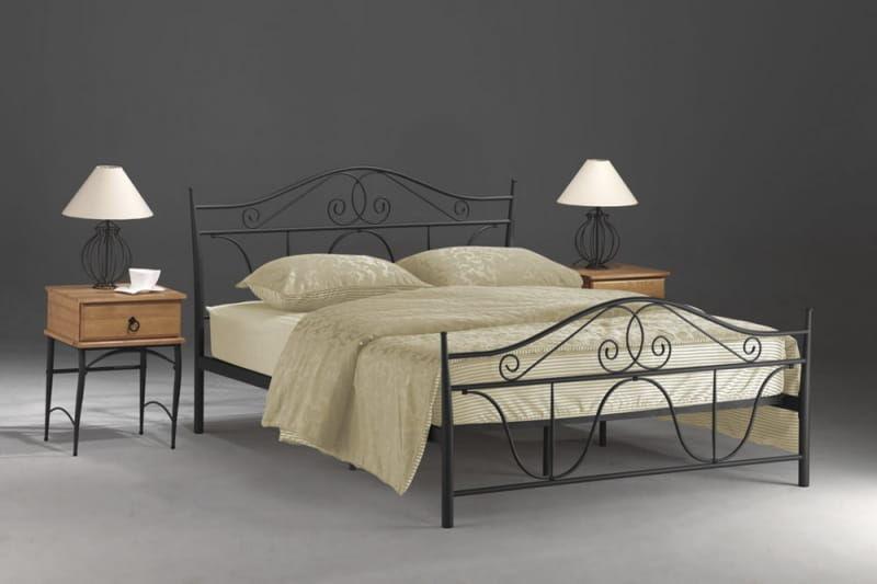 Łóżko francuskie