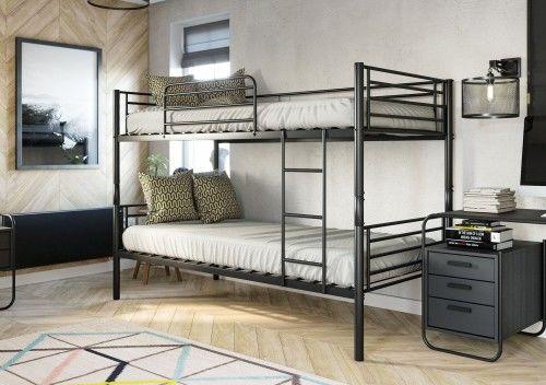 Łóżko industrialne
