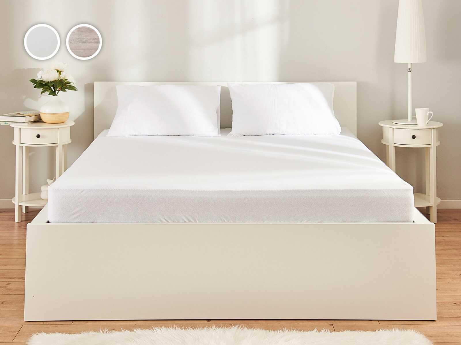Łóżko klasyczne