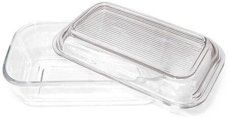 Maselniczka szklana