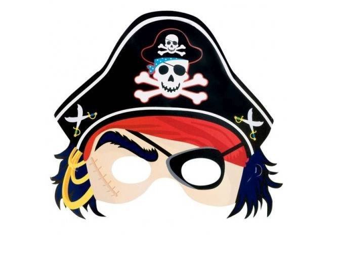 Maska pirata
