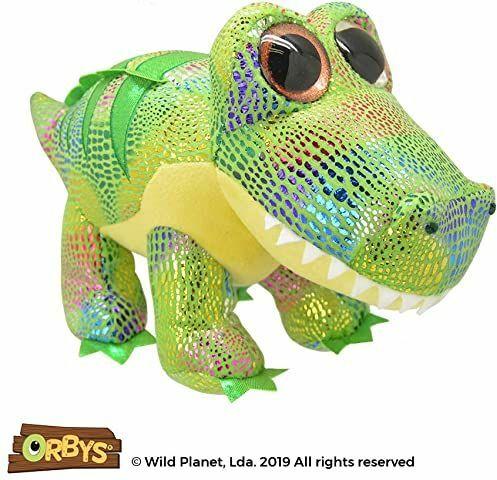 Maskotka krokodyl