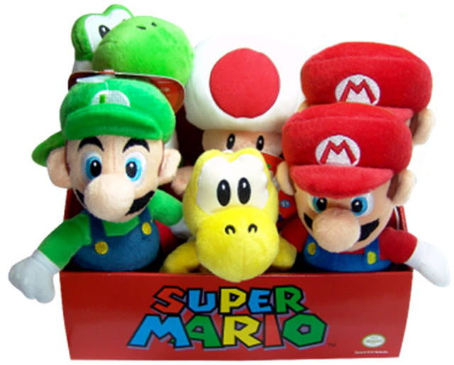 Maskotka Mario