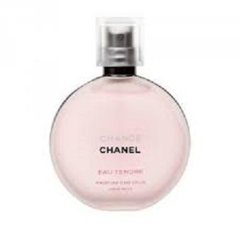 Mgiełka do włosów Chanel