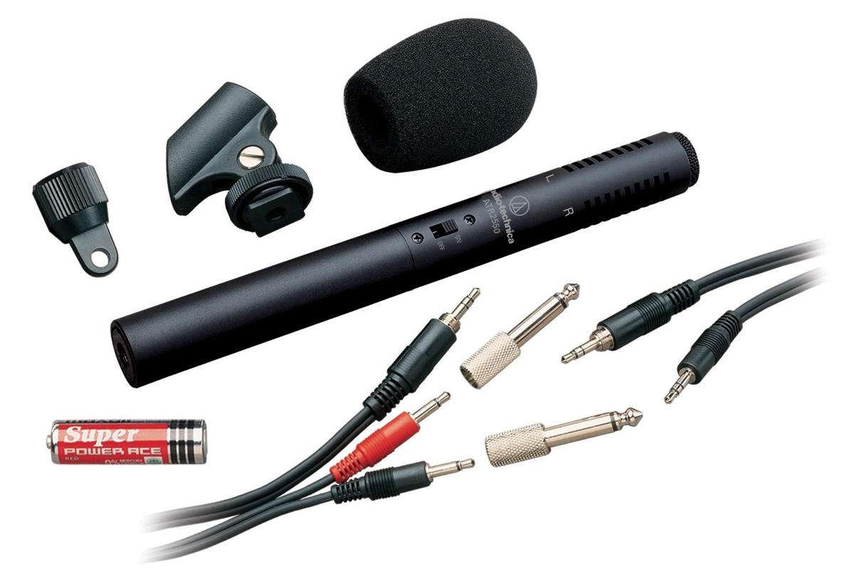 Mikrofon pojemnościowy Audio Technica