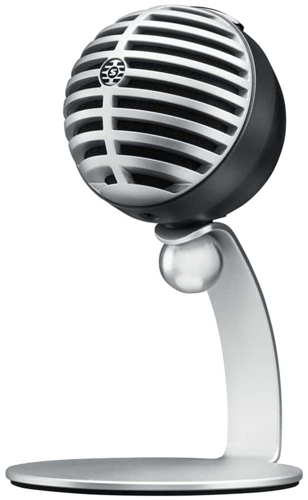 Mikrofon pojemnościowy Shure