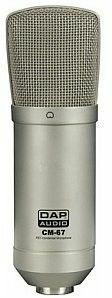 Mikrofony DAP-Audio CM