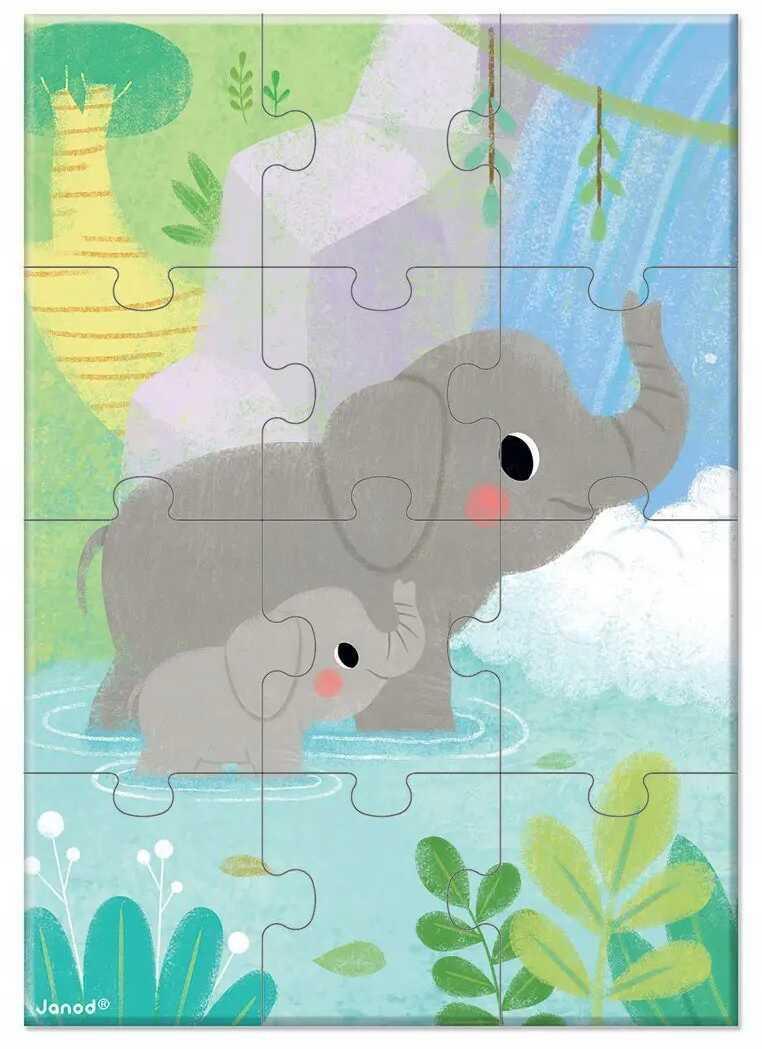 Mini puzzle Janod