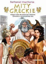 Mity greckie książka