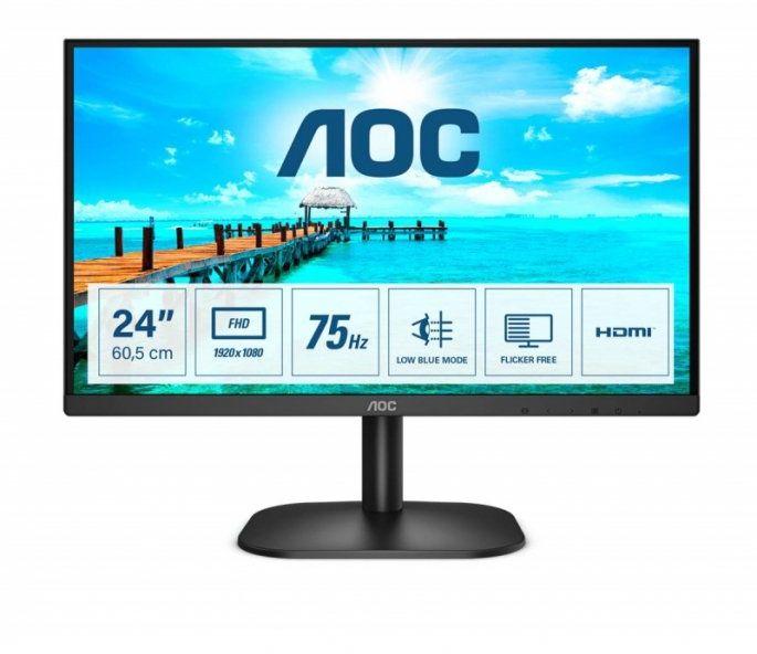 Monitor LCD AOC