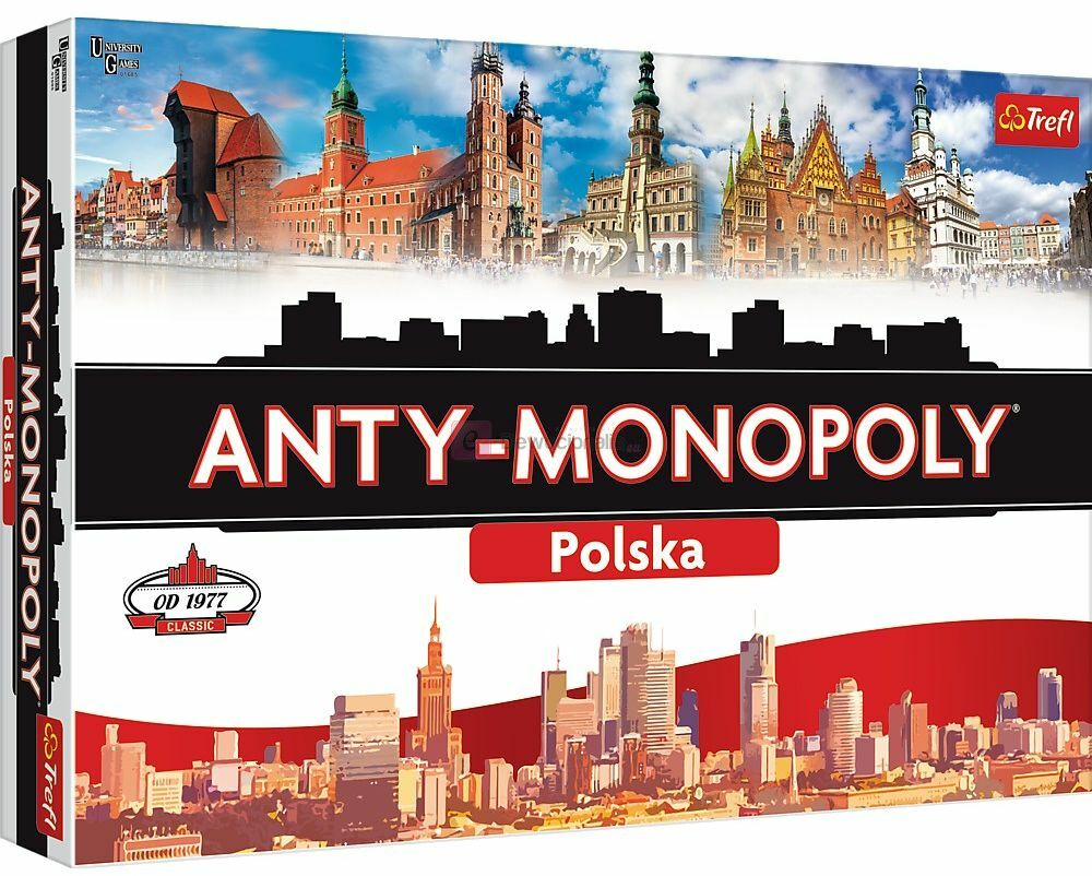 Monopoly Trefl