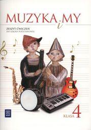 Muzyka klasa 4 szkoła podstawowa