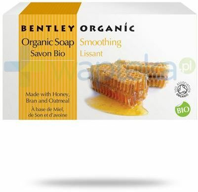 Mydło Bentley Organic