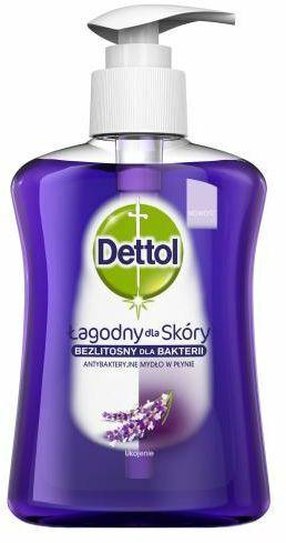 Mydło Dettol