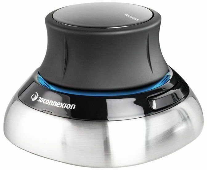 Myszy komputerowe 3DConnexion SpaceMouse Wireless