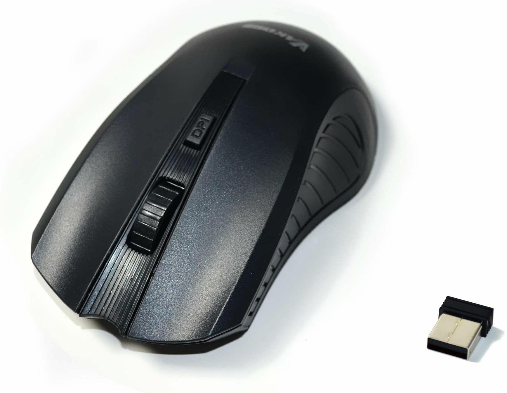 Myszy komputerowe czarne