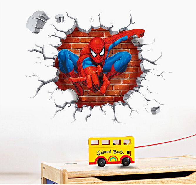 Naklejki ścienne Spiderman