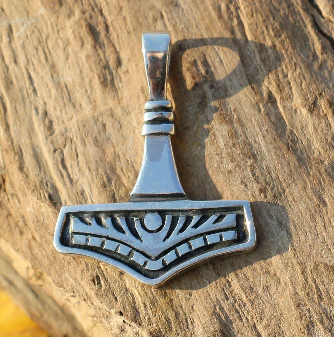 Naszyjnik Młot Thora