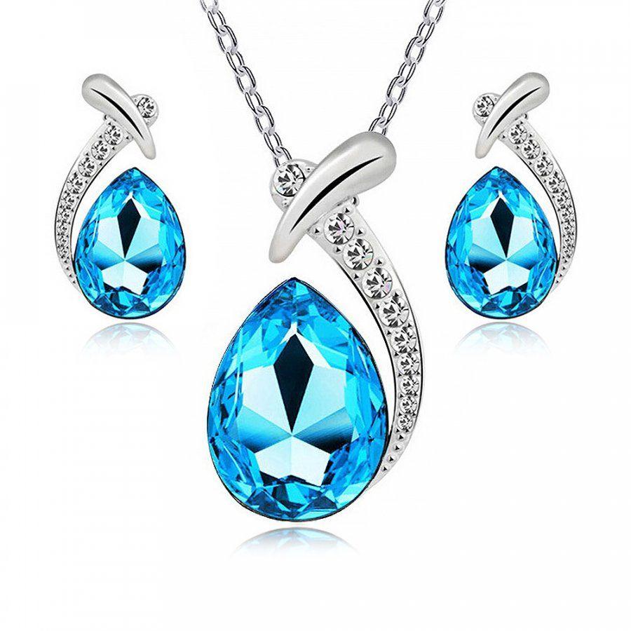 Niebieska biżuteria