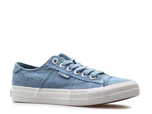 Niebieskie trampki