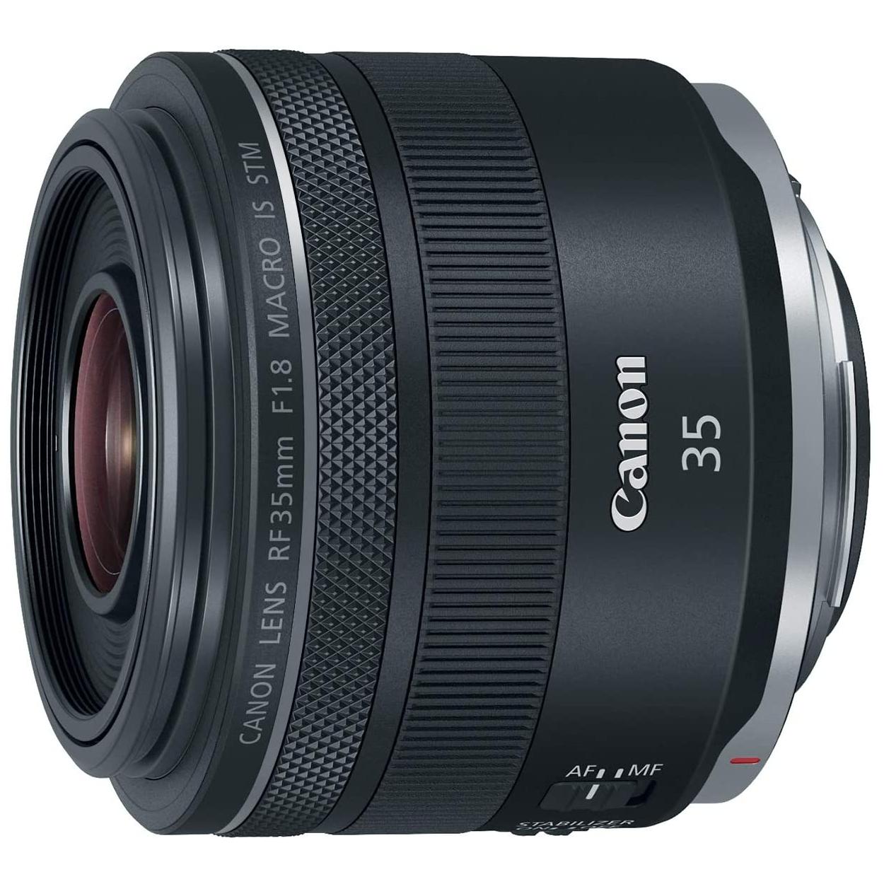 Obiektyw fotograficzny Canon