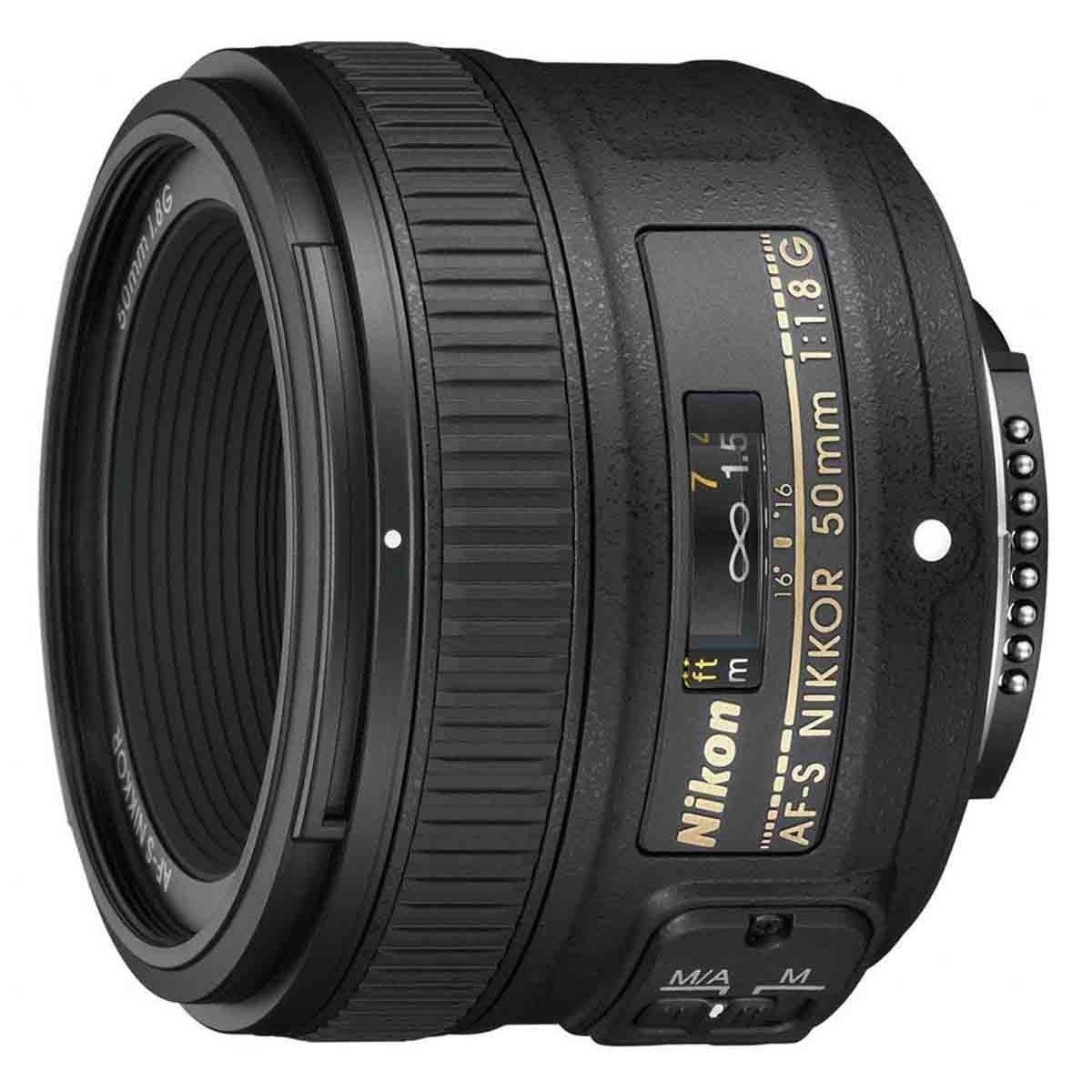 Obiektyw fotograficzny Nikon