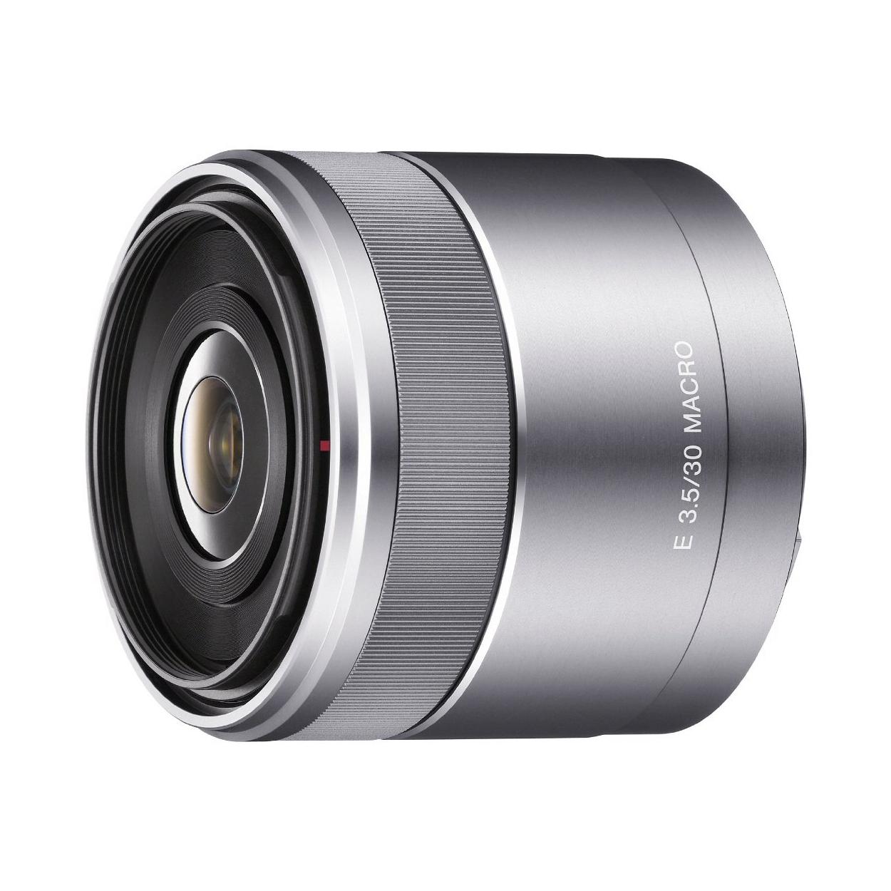 Obiektyw fotograficzny Sony