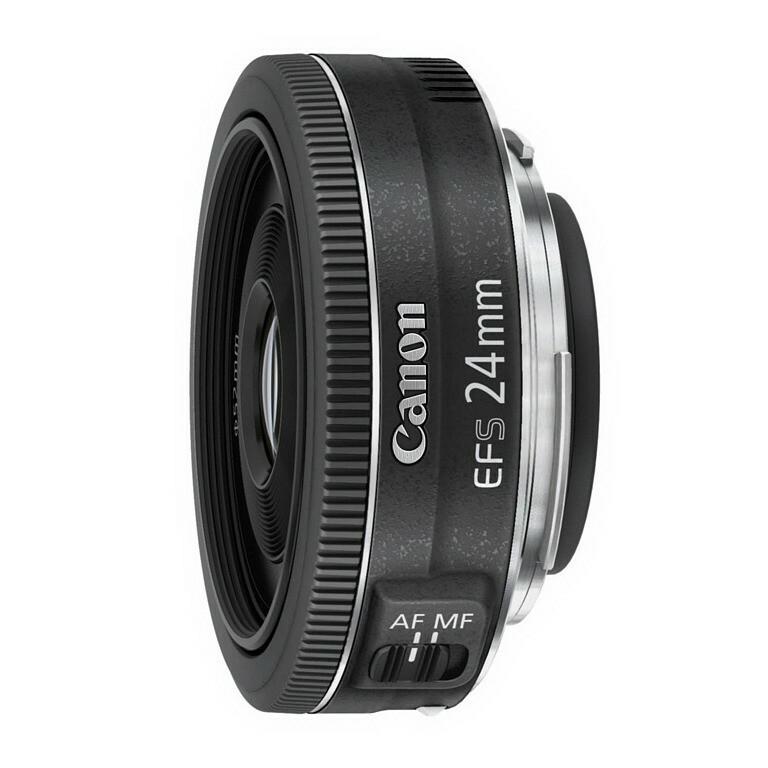 Obiektywy Canon EF-S