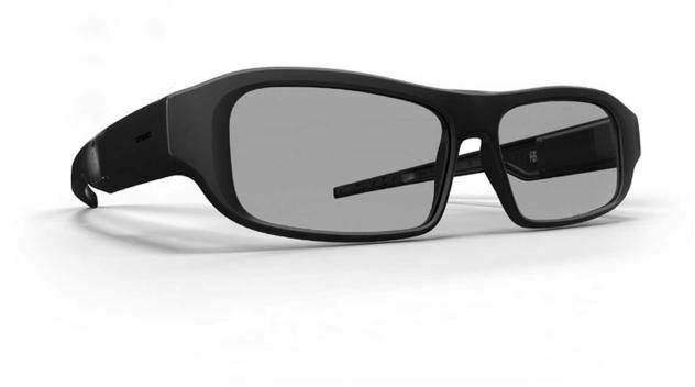Okulary 3D aktywne