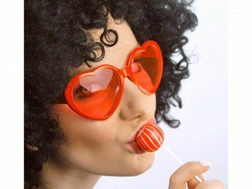 Okulary serca