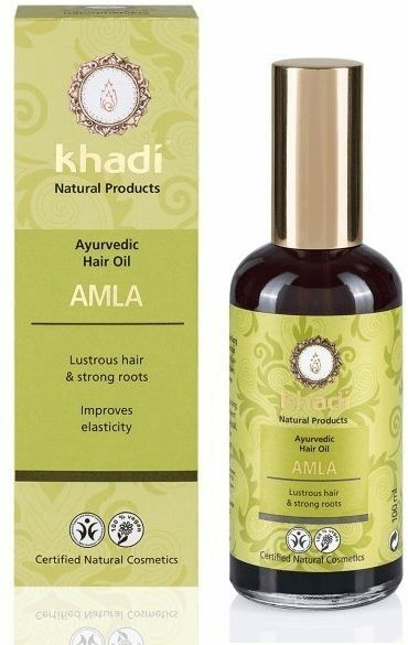Olejek do włosów Khadi