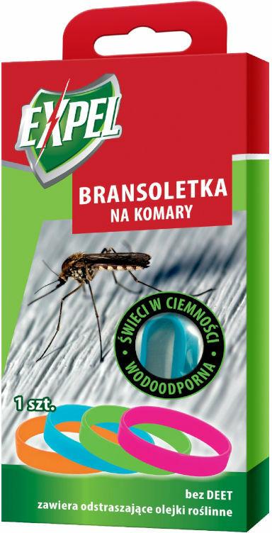 Opaska na komary
