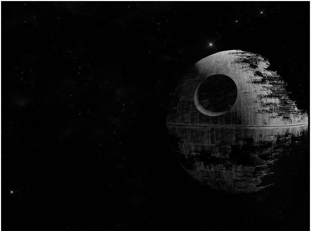 Opłatek na tort Star Wars