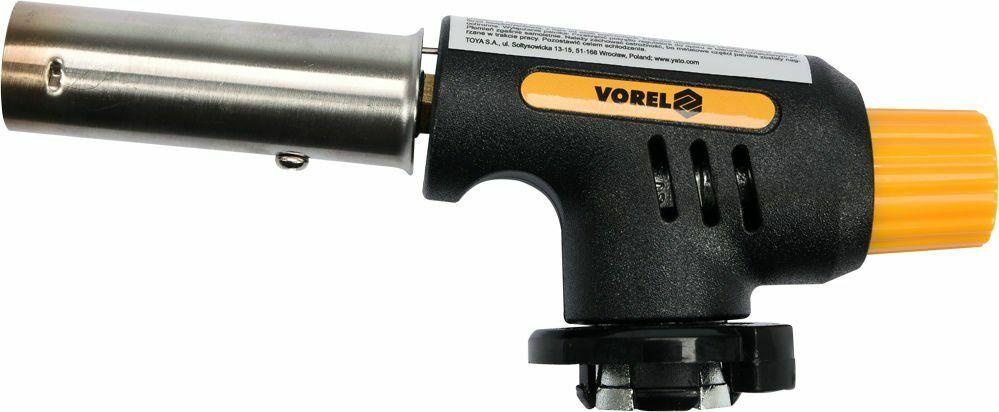 Palnik gazowy Vorel