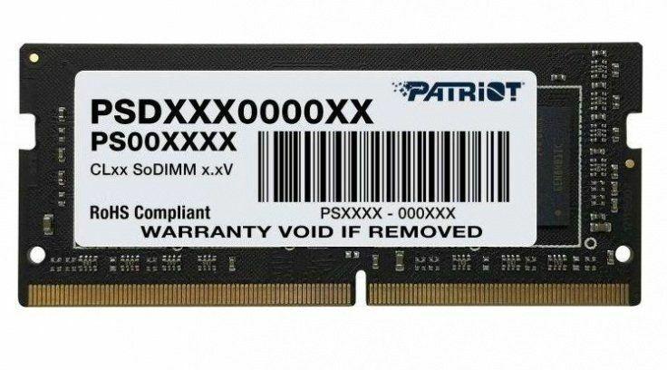 Pamięć RAM Patriot