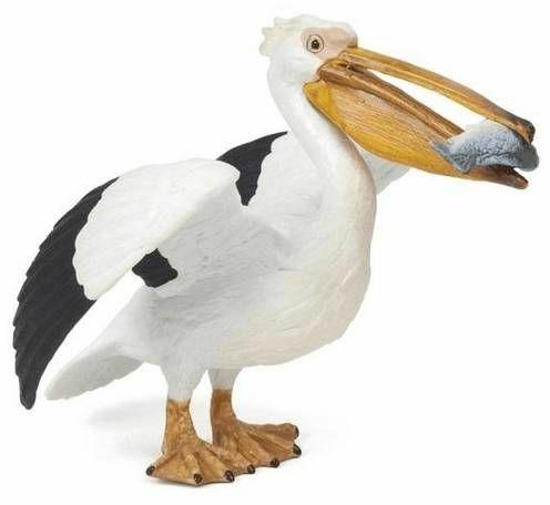 Pelikan zabawka