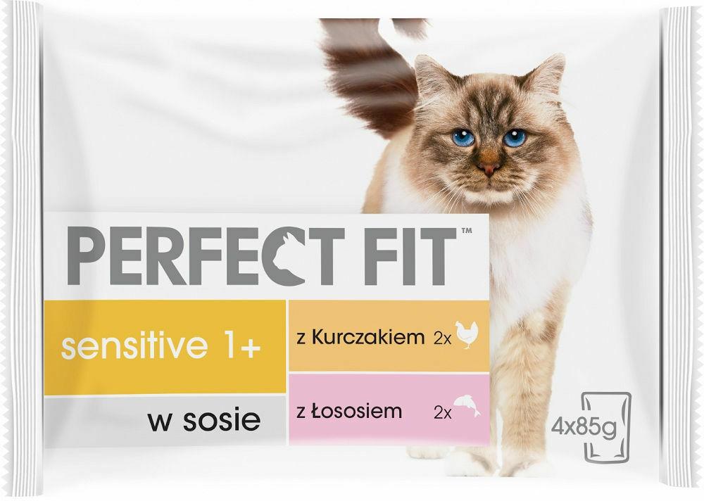 Perfect Fit karma dla kota