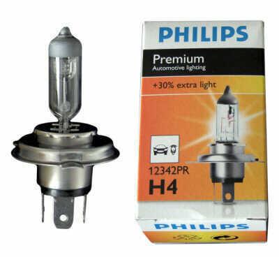 Philips żarówki samochodowe