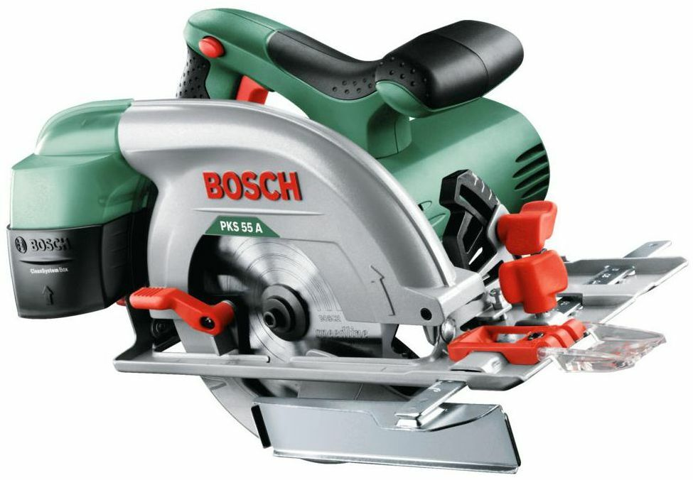 Pilarka tarczowa Bosch