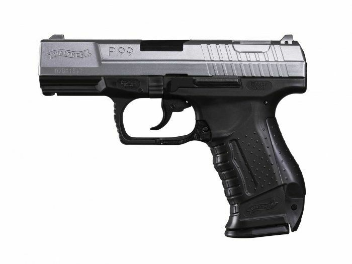 Pistolet air soft gun