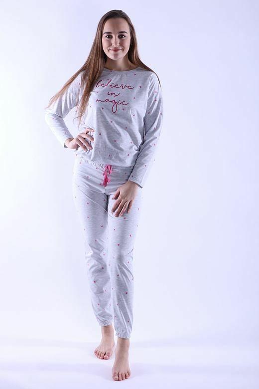 Piżama długa