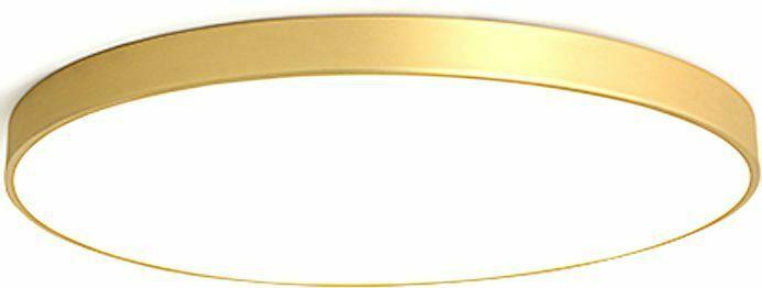 Plafon złoty
