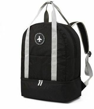 Plecak trzykomorowy
